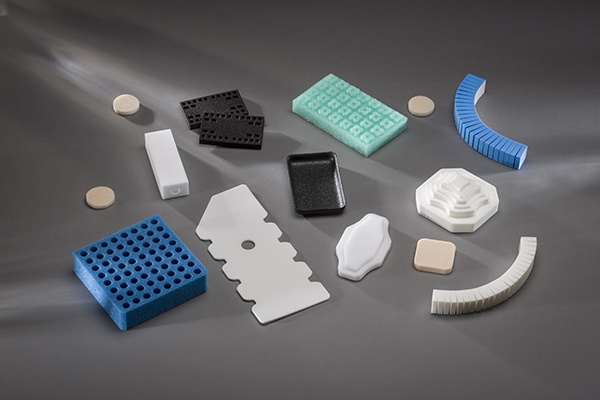 Medical Components Made From Open Cell and Closed Cell Foams