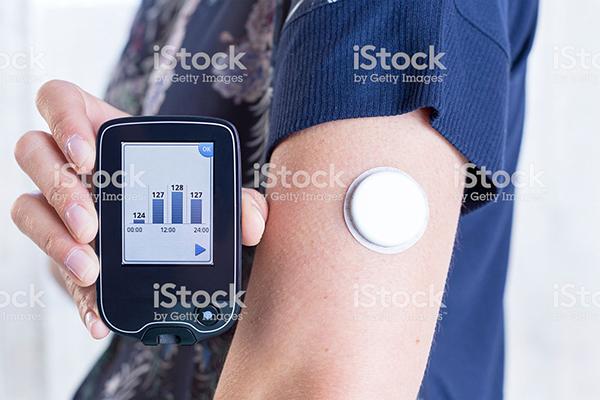 Medical Diagnostic Patch
