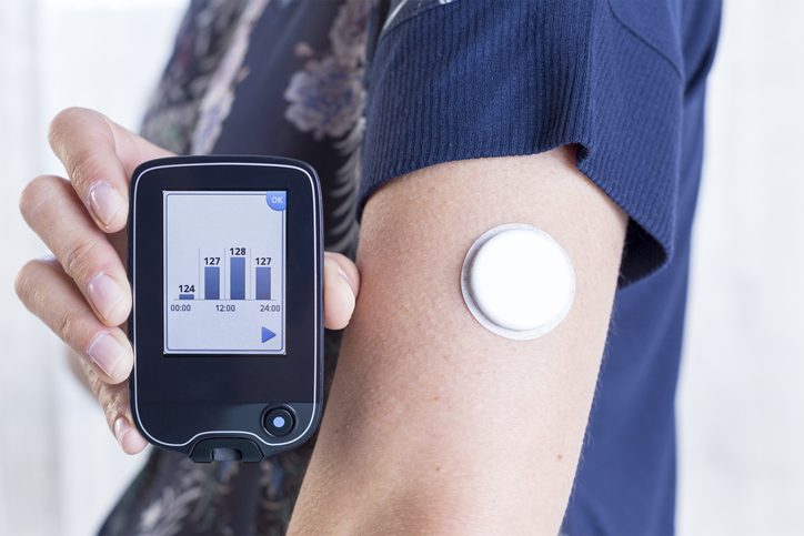Medical Wearable Diagnostic Patch