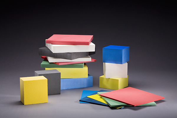 Medical Grade Closed Cell Foam Blocks and Sheets
