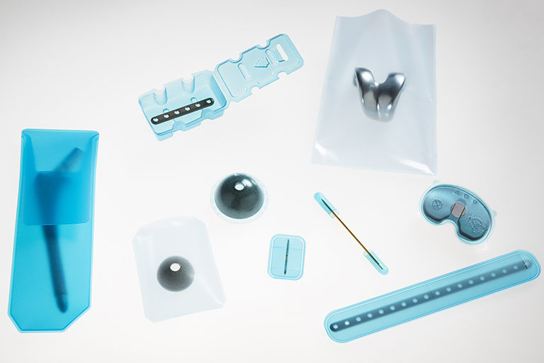 Thermoplastic Film Medical Packaging
