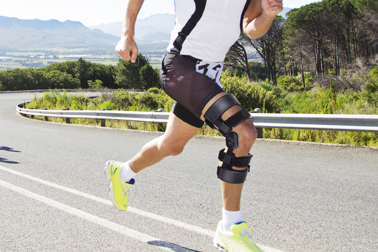 Medical Wearable Solutions Knee Brace