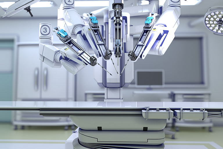 Surgical Robotics Components & Protection
